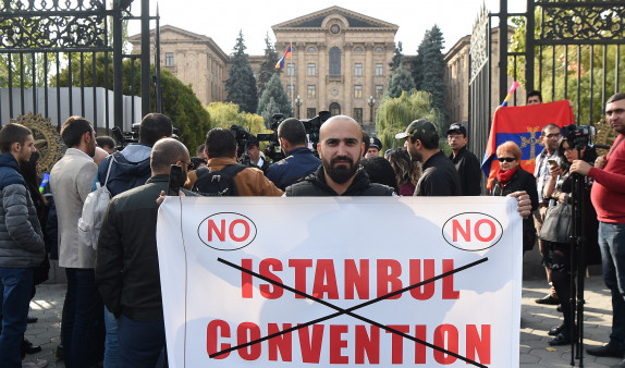 Using Istanbul's Convention as an advocacy tool? for violence against women