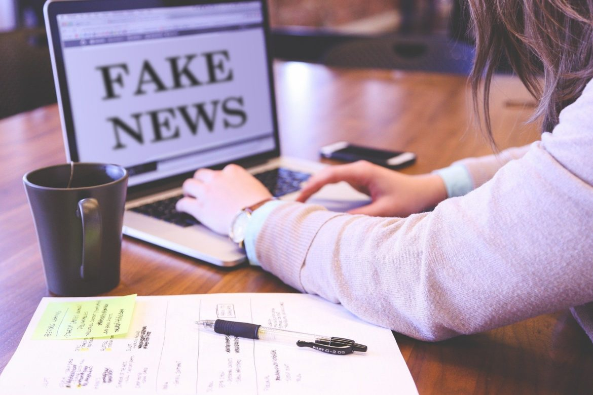 A timeline for main fake news incidents and how it was handled