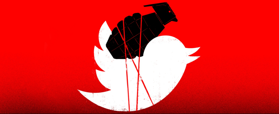 The everlasting Twitter fight against violent extremism